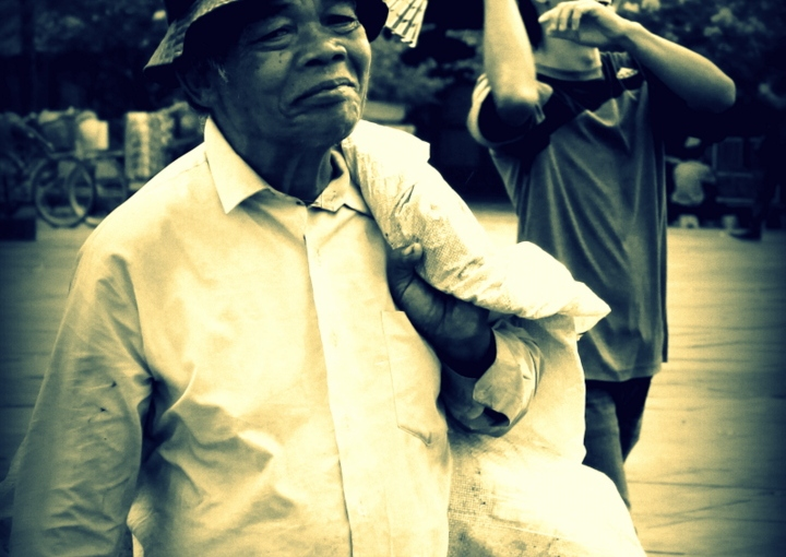 City shots of oldJakarta
