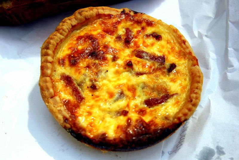 My favourite sweet & savoury baked Parisiandelights
