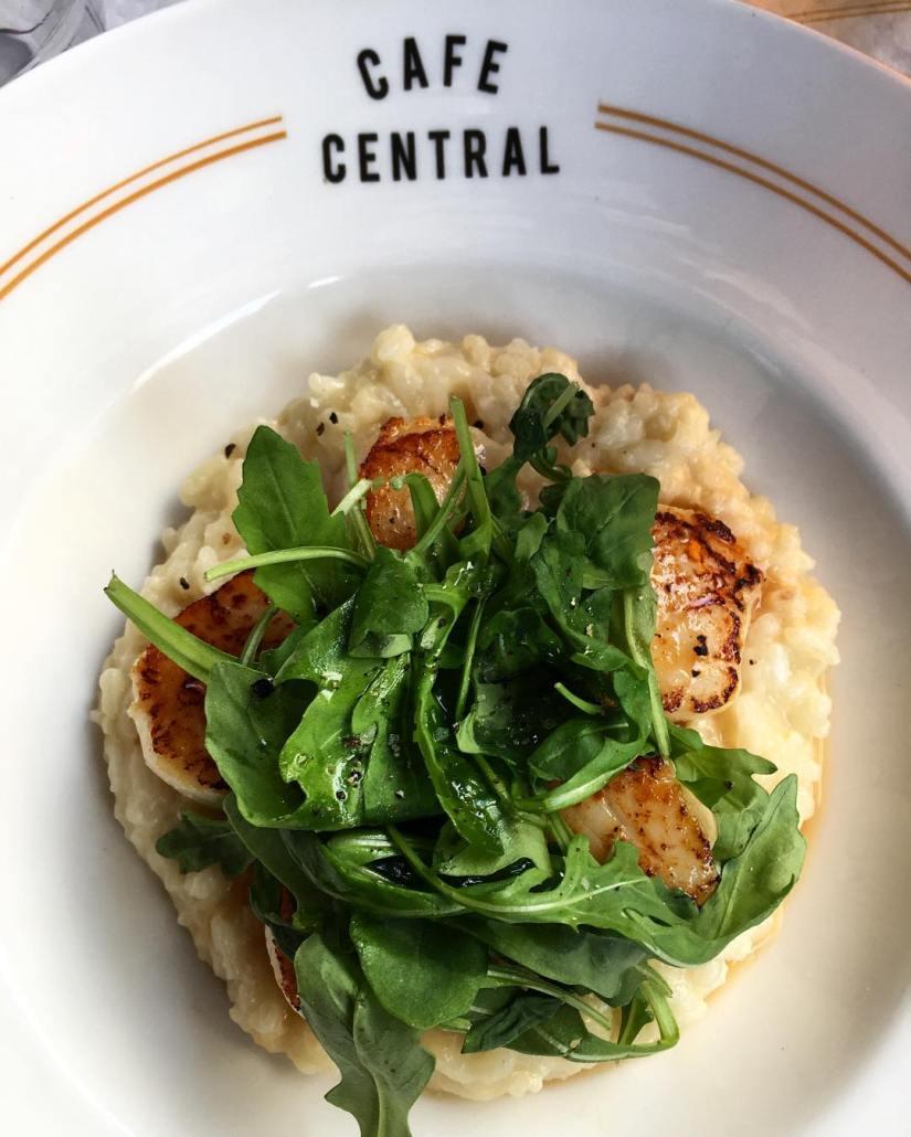 The 6 best menu picks at Cafe Central inParis