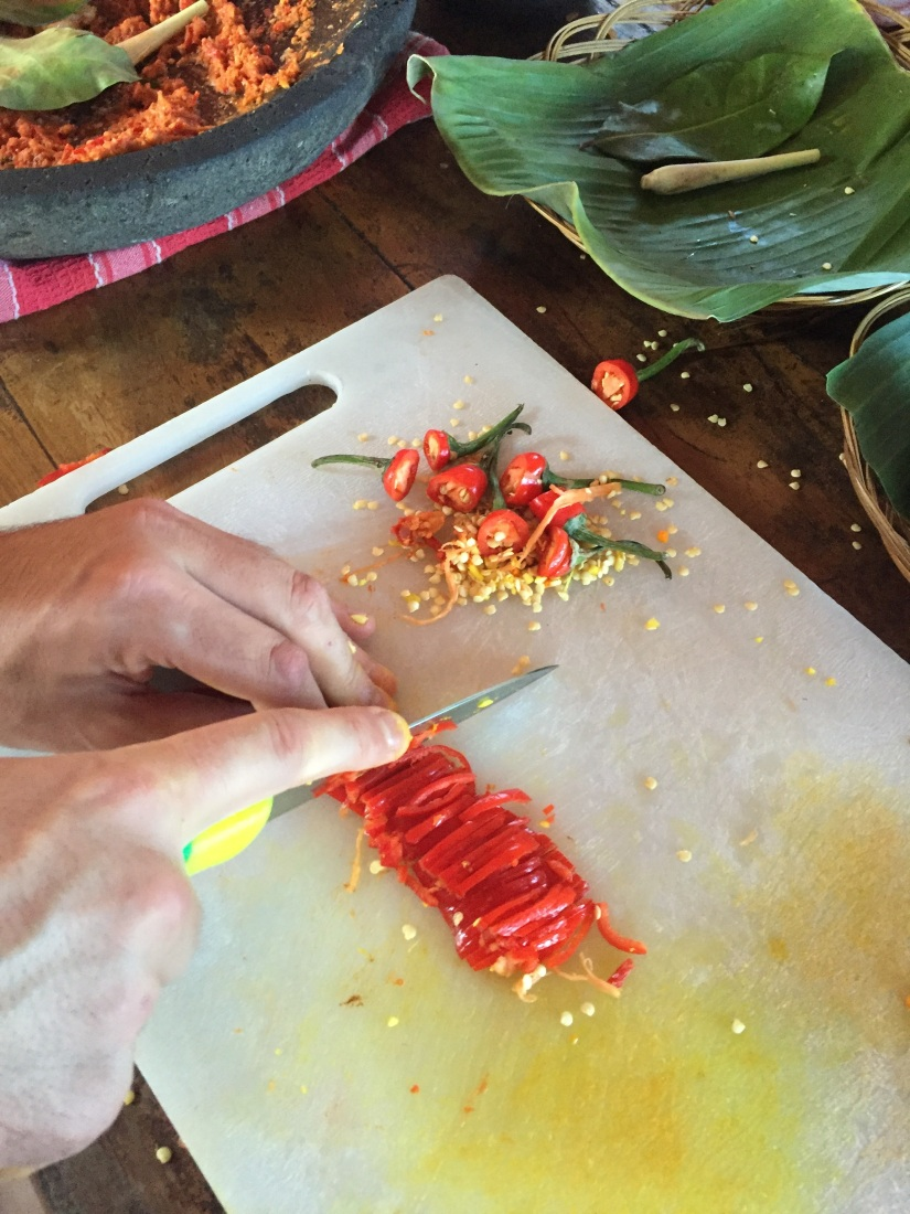Cooking up a Balinese food storm inSanur