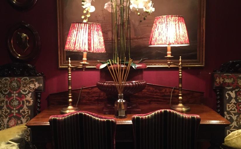 Hotel Review: Prestonfield House in Edinburgh,Scotland